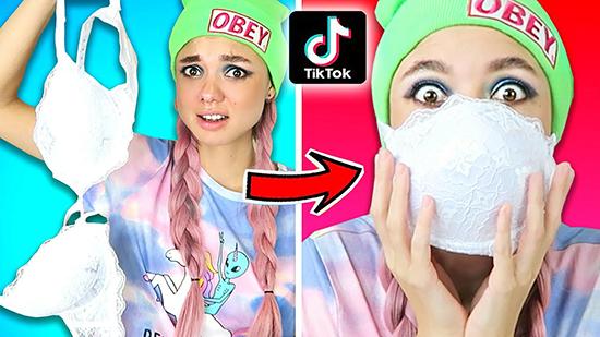 Интересные маски в Тик Ток могут изменить всю Вашу жизнь!
