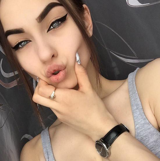 Самые привлекательные девушки в Тик ток