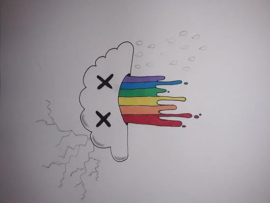 Научись рисовать с помощью тик тока: срисовываем картинки